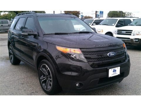 2015 ford explorer sport 4wd in magnetic a18419 all american automobiles buy american cars. Black Bedroom Furniture Sets. Home Design Ideas