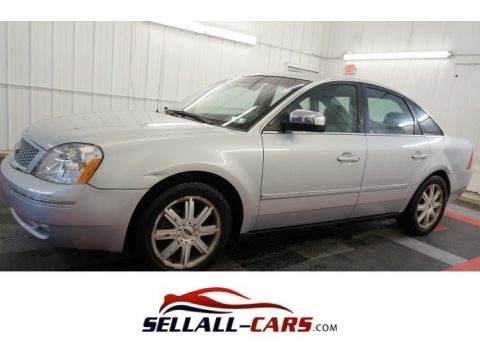 Silver Frost Metallic 2005 Ford Five Hundred Limited AWD
