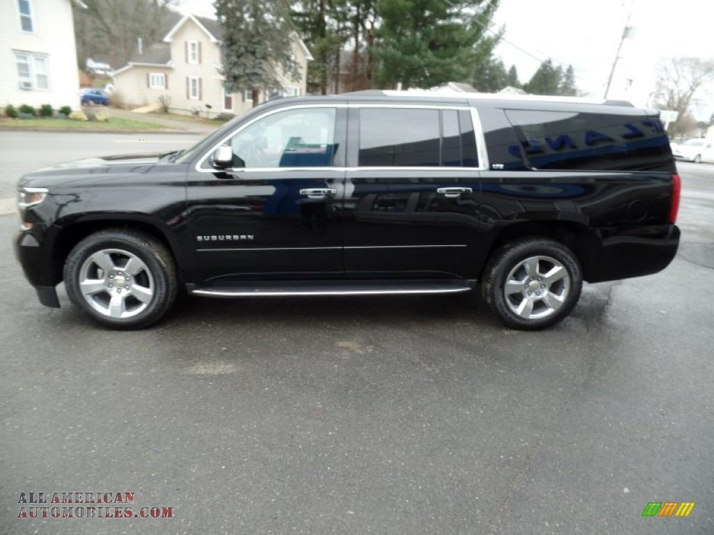 2015 chevrolet suburban ltz 4wd in black photo 8 288365 all american automobiles buy. Black Bedroom Furniture Sets. Home Design Ideas