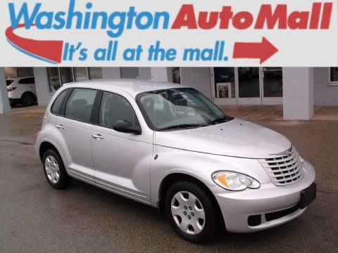 Bright Silver Metallic 2008 Chrysler PT Cruiser LX