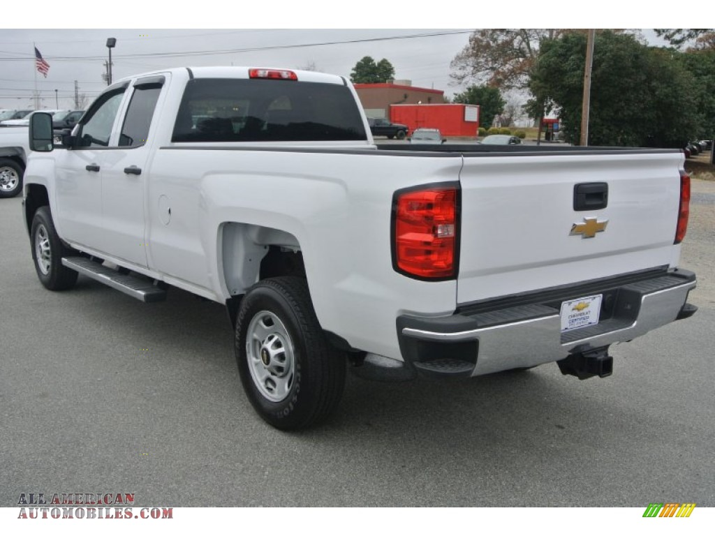 2015 chevrolet silverado 2500hd wt double cab 4x4 in summit white photo 4 104853 all. Black Bedroom Furniture Sets. Home Design Ideas
