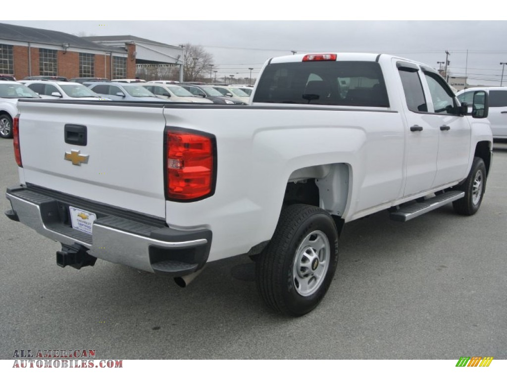 2015 chevrolet silverado 2500hd wt double cab 4x4 in summit white photo 5 104853 all. Black Bedroom Furniture Sets. Home Design Ideas