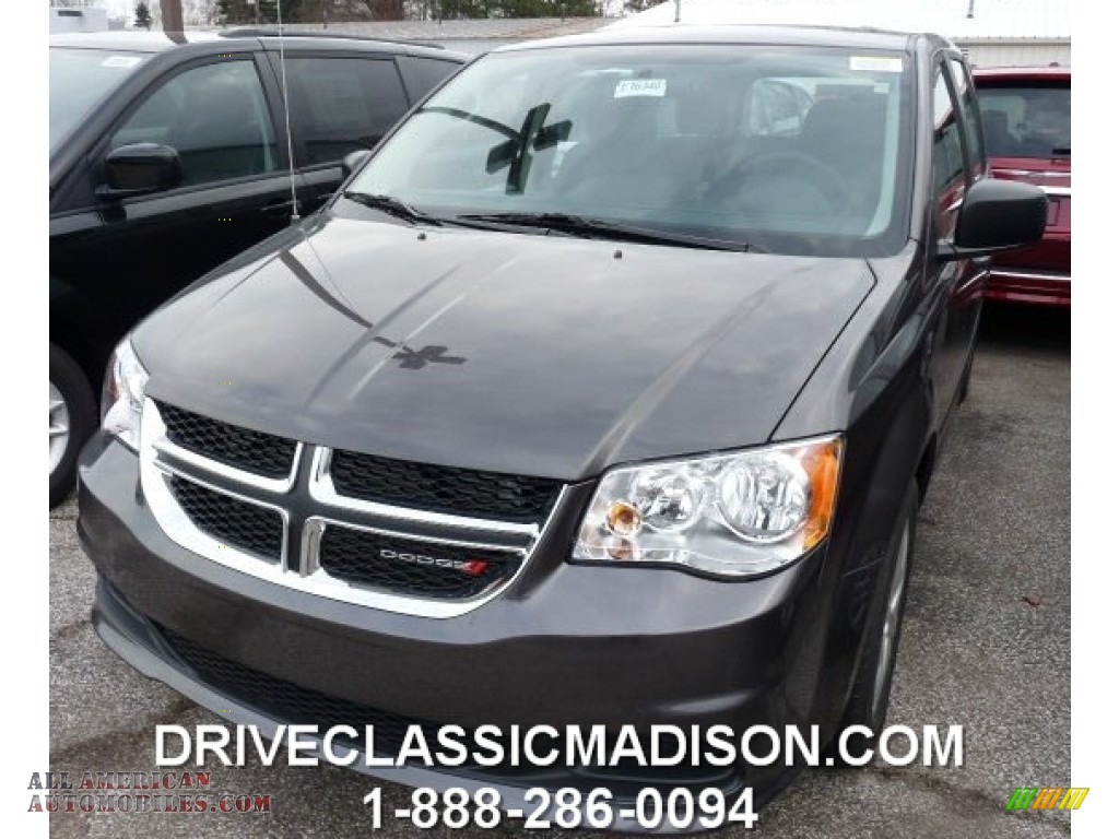 2015 Dodge Grand Caravan SE in Granite Crystal Metallic ...
