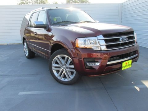 Bronze Fire Metallic 2015 Ford Expedition King Ranch