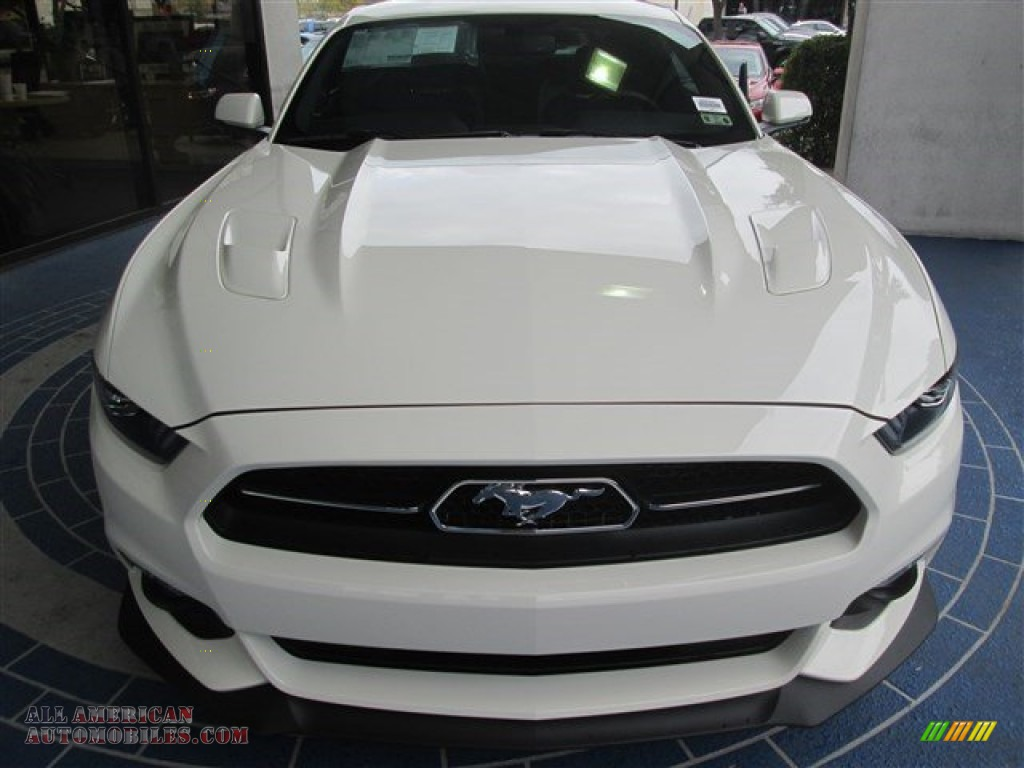 2015 Ford Mustang 50th Anniversary Gt Coupe In 50th