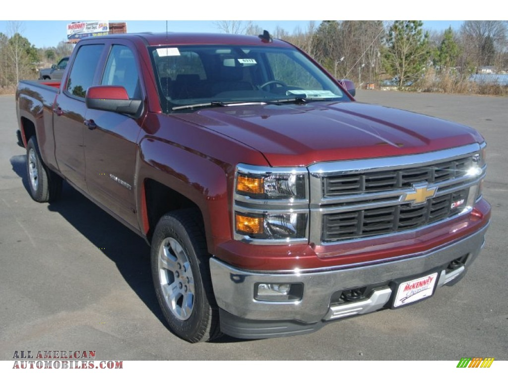 2015 chevrolet silverado 1500 lt z71 crew cab 4x4 in deep ruby metallic photo 18 198597 all. Black Bedroom Furniture Sets. Home Design Ideas