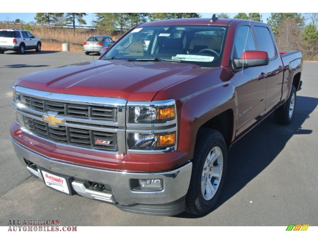 2015 chevrolet silverado 1500 lt z71 crew cab 4x4 in deep ruby metallic photo 2 198597 all. Black Bedroom Furniture Sets. Home Design Ideas