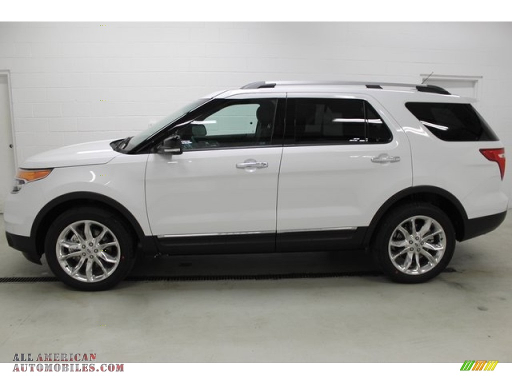 2015 ford explorer xlt 4wd in oxford white b48765 all american automobiles buy american. Black Bedroom Furniture Sets. Home Design Ideas
